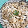 Pasta with Tuna, Capers and Cream